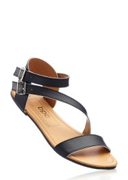 Sandale, bpc bonprix collection, schwarz