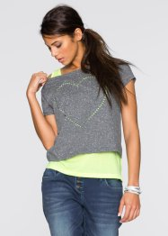 T-Shirt & Top (2-tlg.), RAINBOW