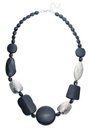 Kette mit facettierten Steinen, bpc bonprix collection