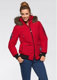 Funktions-Outdoorjacke mit Kapuze, bpc bonprix collection
