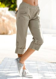 Cargo-Schlupfstretchhose (bpc bonprix collection)