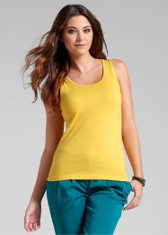 Stretch Tank-Top (2er-Pack) (bpc bonprix collection)