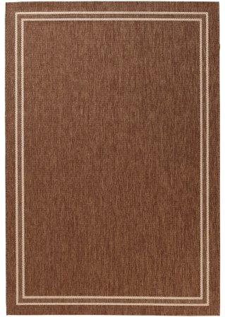 strapazierf higer teppich elba in wohnlichen farben braun. Black Bedroom Furniture Sets. Home Design Ideas