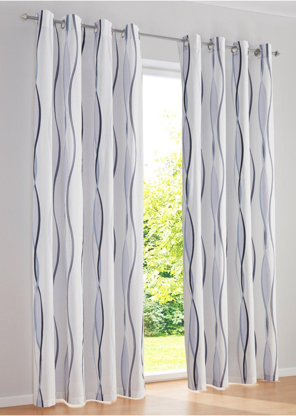 vorhang verona 1er pack kr uselband gr n bpc living online bestellen. Black Bedroom Furniture Sets. Home Design Ideas