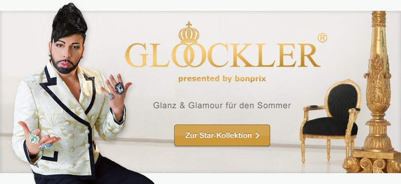 Glööckler presented by bonprix