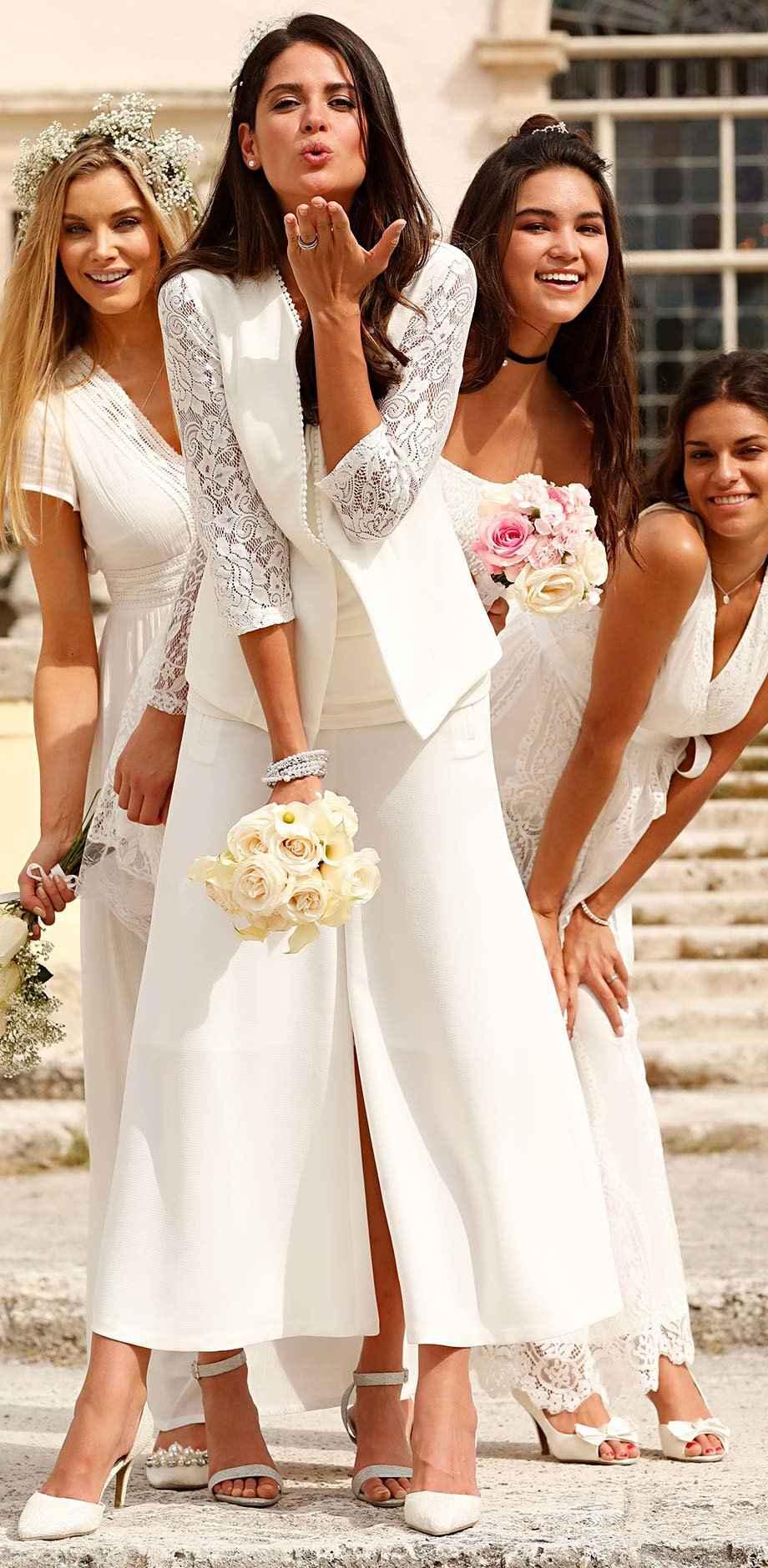 💒 Hochzeitsmode für Damen online bei bonprix kaufen