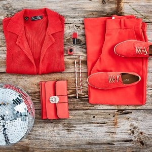 Stories - News - Trendguide Herbst / Winter - Trendfarbe Rot
