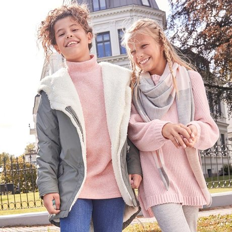 Kinder 92-182 - Trends & Anlässe - Trends - Rose Shades & Knit