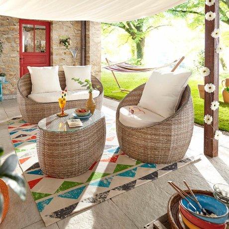 neue garten balkon kollektion trends anl sse wohnen. Black Bedroom Furniture Sets. Home Design Ideas