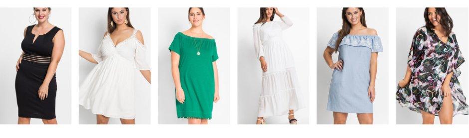 super popular ee0e7 10e7b Damenkleider in großen Größen online kaufen| bonprix