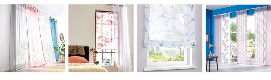 d7d1ed47b52079 Gardinen für jedes Fenster bei bonprix online kaufen