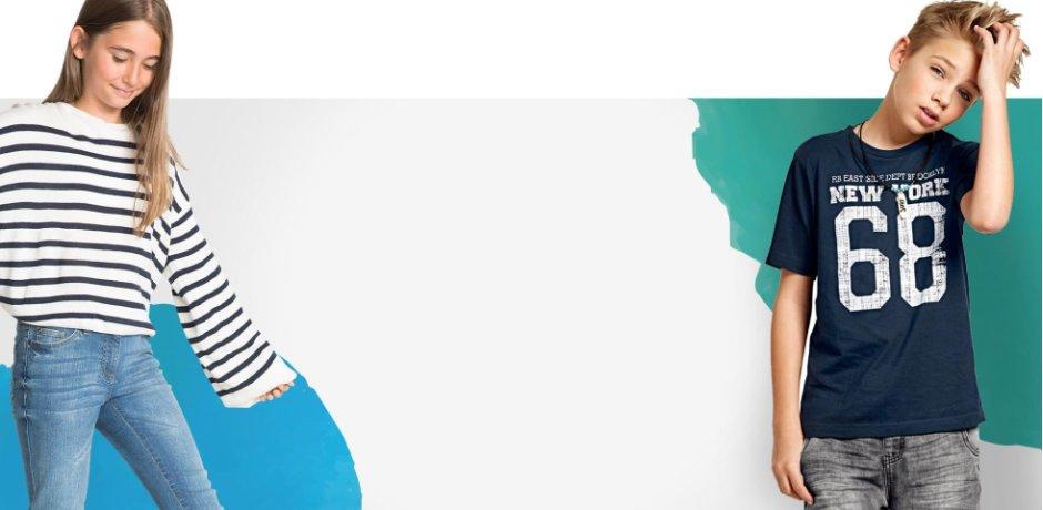 Kinderbekleidung 👧👦 jetzt online bei bonprix
