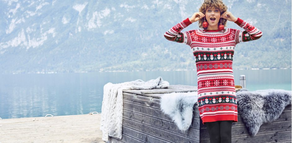 XMAS - Cozy - Cozy Outdoor - Damen