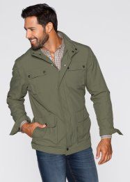 Fieldjacke Regular Fit, bpc bonprix collection, dunkelblau