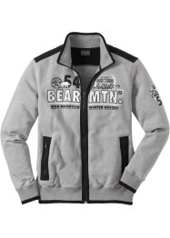 Sweatjacke im Regular Fit, bpc selection