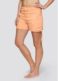 Wellness-Shorts, bpc bonprix collection, aprikose