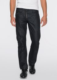 Jeans Regular Fit Straight, RAINBOW, schwarz