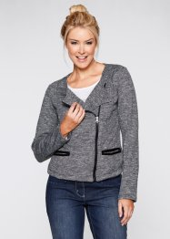 Sweat-Jacke, bpc bonprix collection