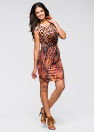 Shirtkleid, BODYFLIRT, leopard
