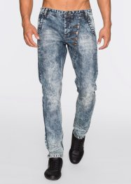 Jeans Loose Fit Tapered, RAINBOW, blau