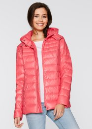 Jacke mit Kapuze, bpc bonprix collection, hellpink