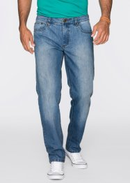 "Jeans ""Cool Max"" Regular Fit Straight, John Baner JEANSWEAR, dunkelblau used"