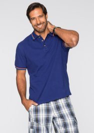 Poloshirt Regular Fit, bpc selection, mitternachtsblau