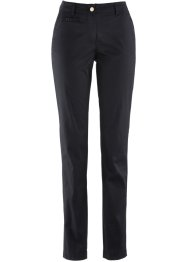 Chino-Hose mit verstellbarem Bund, bpc bonprix collection