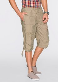 Long_Bermuda Loose Fit, bpc bonprix collection, beige
