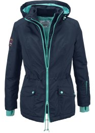 Funktions-Outdoor-Langjacke in 2-in-1-Optik, bpc bonprix collection