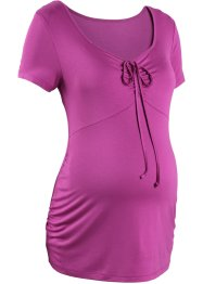 Umstandsshirt, bpc bonprix collection, violettorchidee