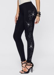 Leggings, BODYFLIRT boutique, schwarz