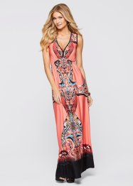 Kleid, BODYFLIRT boutique, rot multi