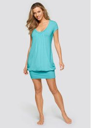 Wellness-Kleid, bpc bonprix collection, aqua