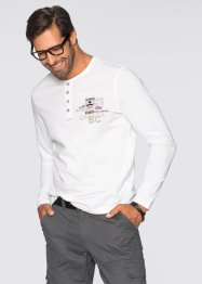 Langarmshirt Slim Fit, bpc selection