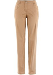 Boyfriend-Stretchhose, bpc bonprix collection, eiskaffee used
