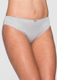Slip, bpc bonprix collection, grau