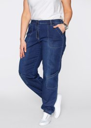 "Stretch-Jeans, ""weit"", bpc bonprix collection, blue stone"