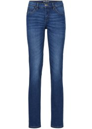 Stretch-Jeans im Straight Fit, John Baner JEANSWEAR, blau