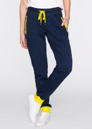 Jogginghose, bpc bonprix collection, dunkelblau