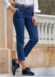 7/8-Stretchjeans, bpc selection, blue stone