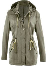 Parka, bpc bonprix collection, oliv