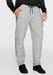 Jogginghose, bpc bonprix collection, hellgrau meliert