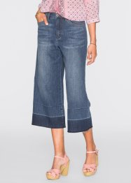 Culotte Jeans, RAINBOW, blue stone