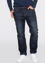 Thermo-Jeans Loose Fit Straight, RAINBOW, blue used