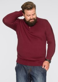 Pullover Regular Fit, John Baner JEANSWEAR, indigo