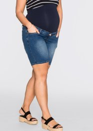Umstands-Jeansshorts, bpc bonprix collection, blue stone