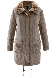 Parkajacke, bpc selection, taupe