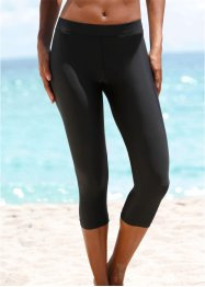 Bade Leggings, bpc bonprix collection, schwarz