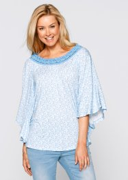 Halbarm-Shirttunika designt von Maite Kelly, bpc bonprix collection